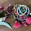 Thumbnail: Perlenarmband, türkis matt