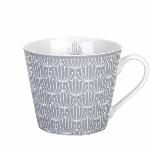 Happy Cup, blossom grau