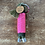 Thumbnail: Schlüsselanhänger, silber