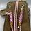Thumbnail: Handytasche, Wildleder, braun