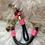 Thumbnail: Halsband, dunkelgrau