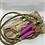 Thumbnail: Wechselband, kaki - gold