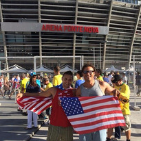 2014 world cup - Salvador,  Brazil - r16