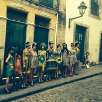 2014 world cup - Salvador,  Brazil - fas