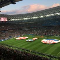 2018 world cup - Moscow, Russia  - engla