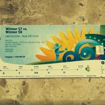 2014 world cup - Belo Horizonte, Brazil