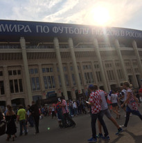 2018 world cup  - Moscow, Russia - photo