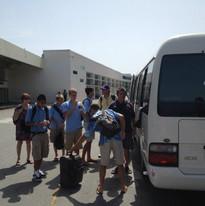 2012 IAFC trip - Kingston, Jamaica - air