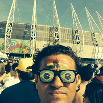 2014 world cup - Fortaleza, Brazil - Dav