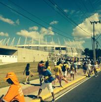 2014 world cup - Fortaleza, Brazil - are