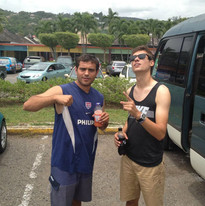 2012 IAFC trip - Trelawny, Jamaica - dav