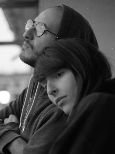 Ernesto Soriano y Elena Muñoz