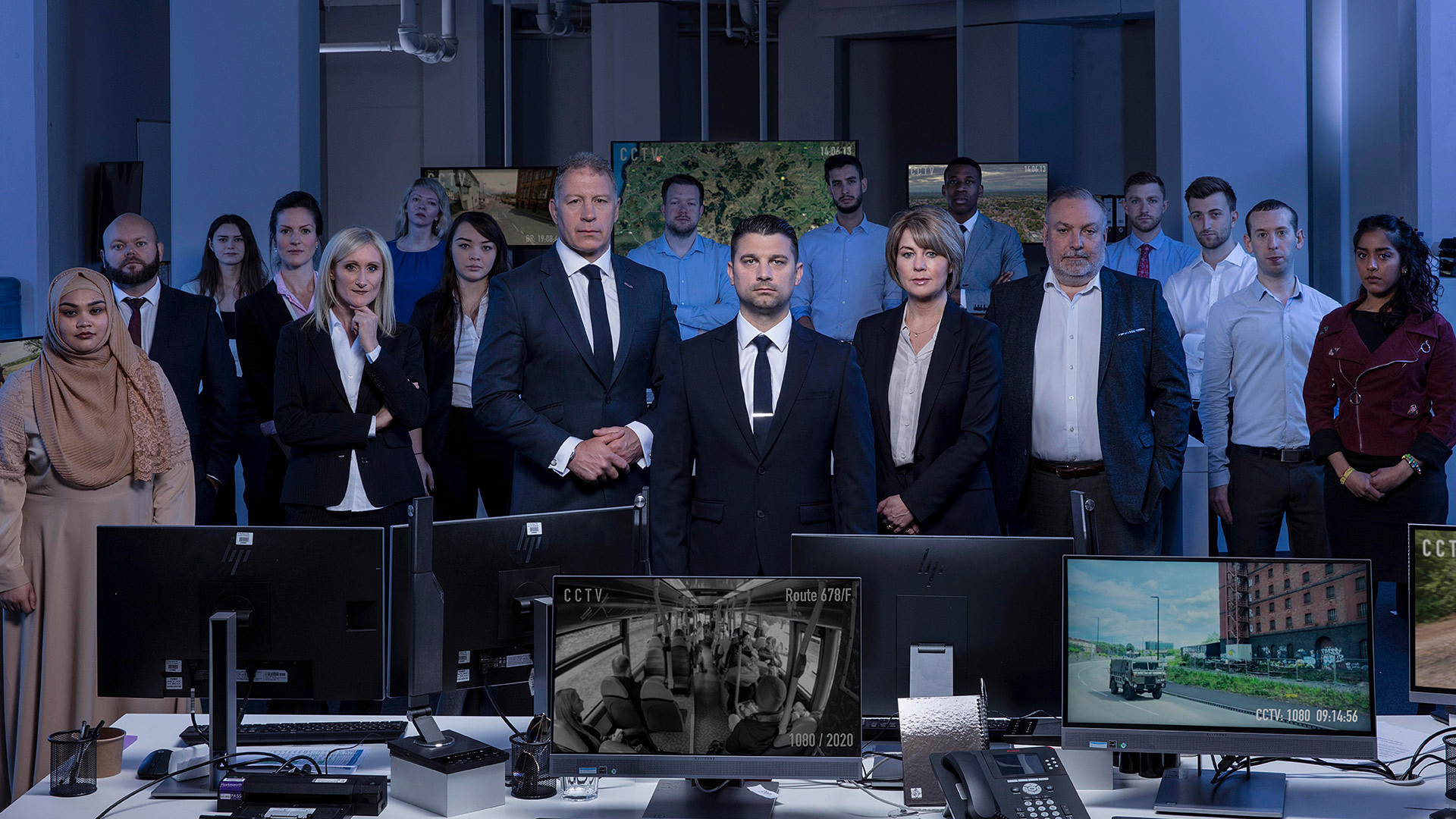 Hunted - Channel 4