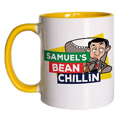 Mr Bean mug