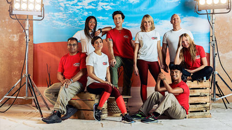 The Heat is On: Sport Relief