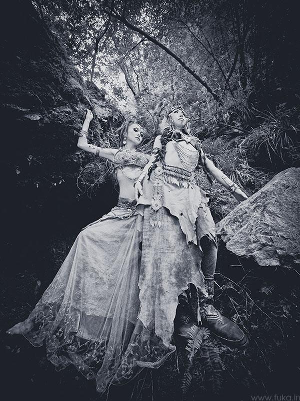 Model: E-chan&Milla