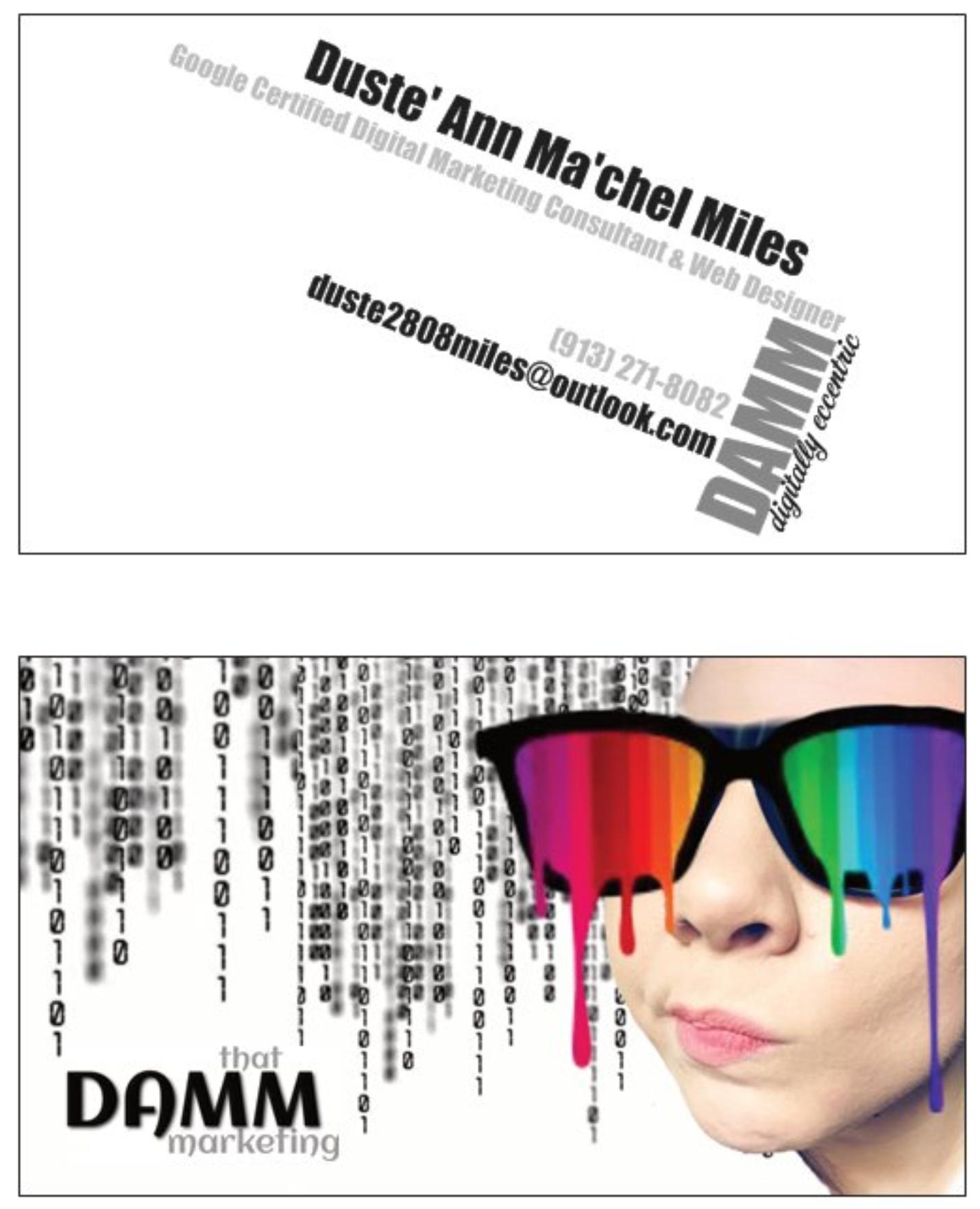 That DAMM Marketing