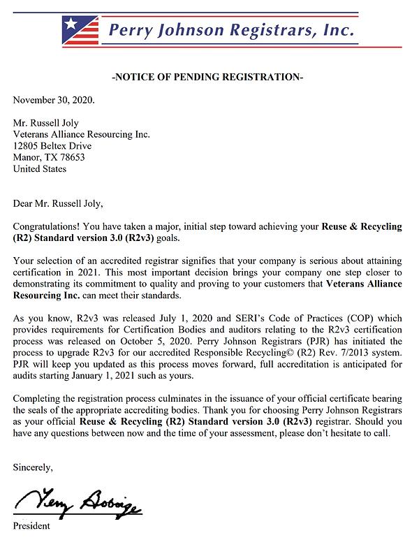 Notice of Pending Registration - VAR.png