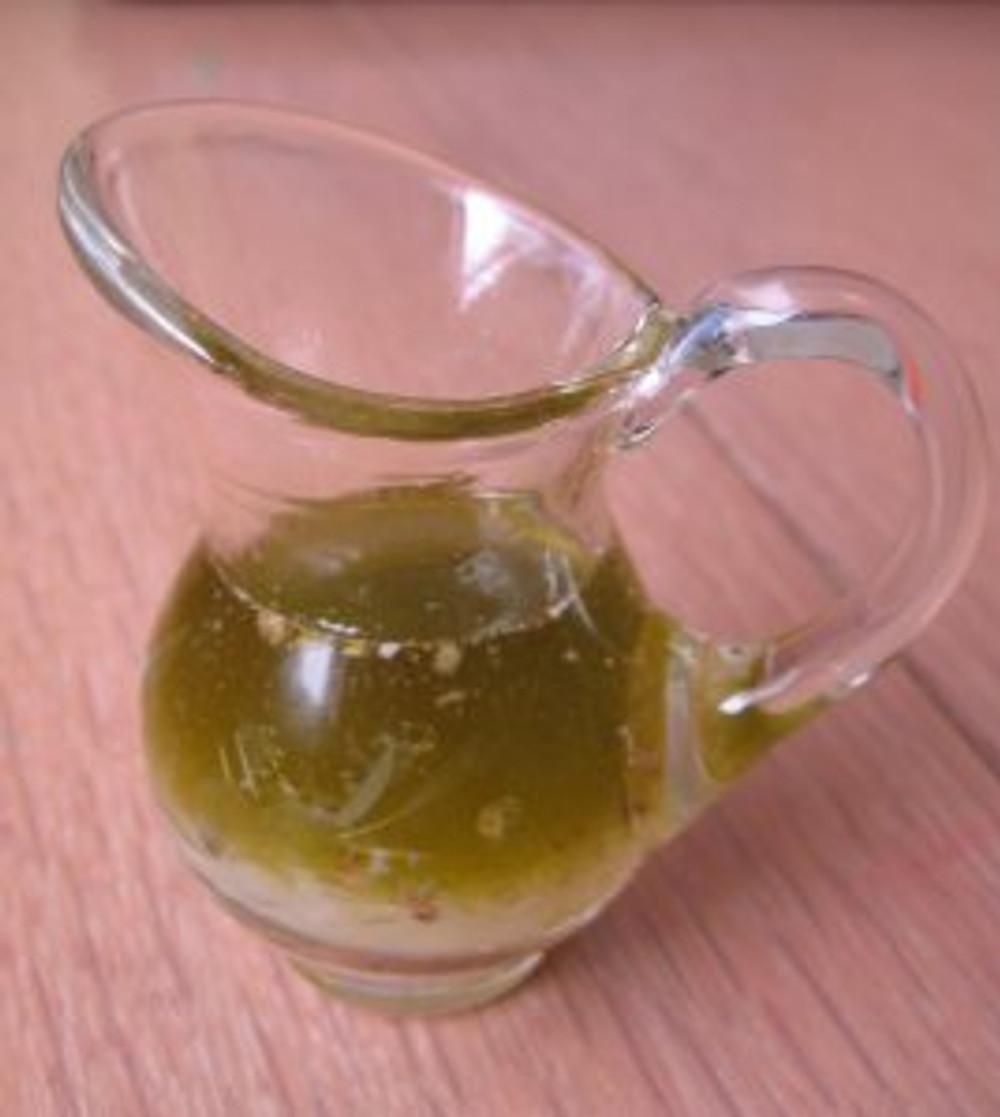 Hemp Seed Oil Salad Dressing - MinnesotaFromScratch.wordpress.com