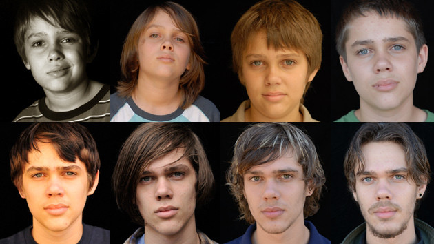 We watched and absolutely loved the movie Boyhood, viewed on Netflix (it's not for rental yet, so we splurged and bought it as it was $12, less than 2 theater tickets). (photo source)