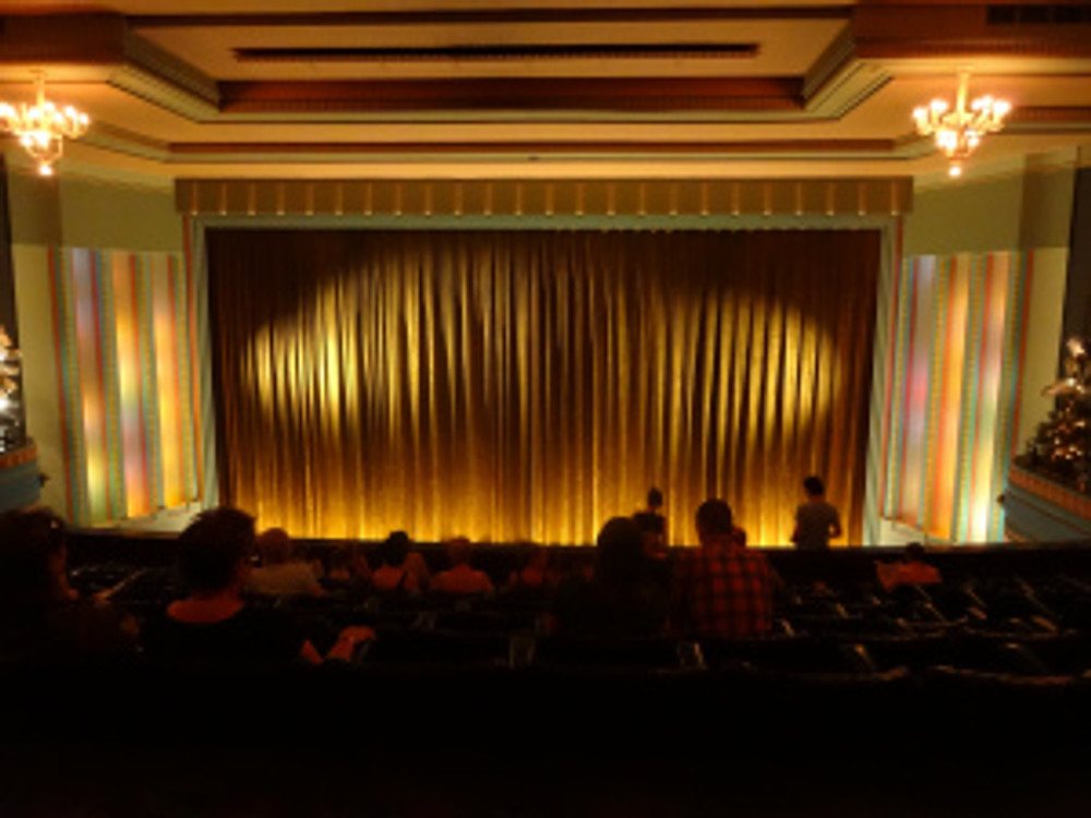 had a blast watching Fred & Ginger dance and sing in Swing Time at the gorgeous old Astor Theatre