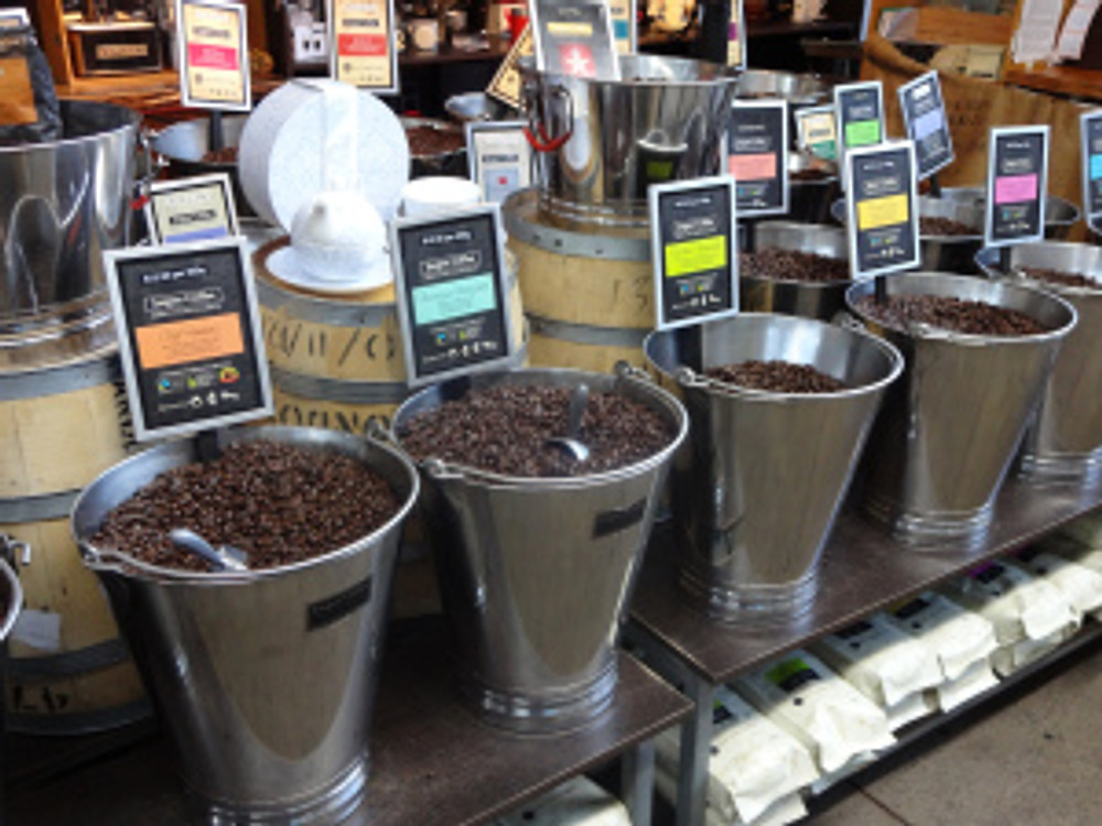 great great coffee to dig into...