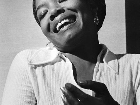 Passing the Mic: Maya Angelou