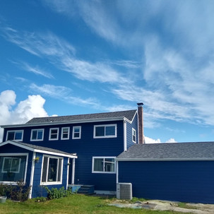Before + After: Exterior Siding!