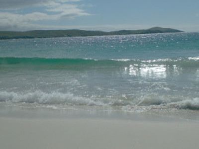 Meal+Beach,+Burra+Isles,+Shetland+by+Robin+Gosnall