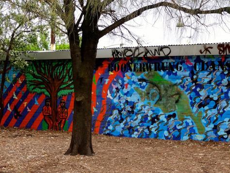 Oz Escape, Part XII: More Street Art