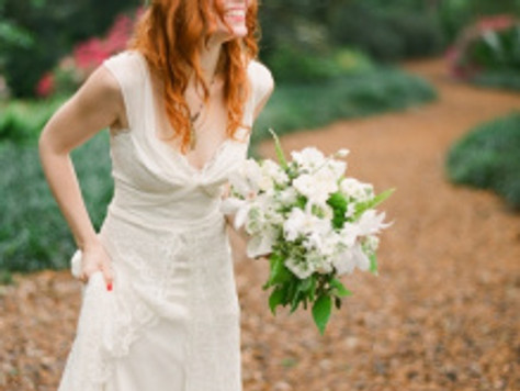 The Green Wedding Chronicles: Keeping Sanity + Eating What We Want