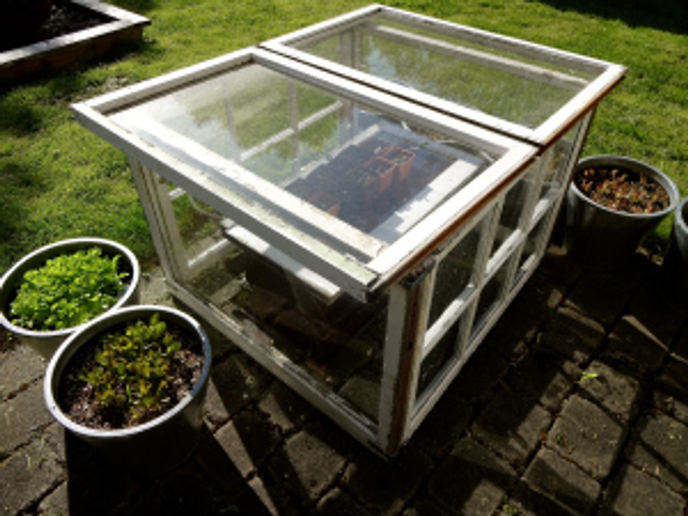 version 2.0 of my coldframe -