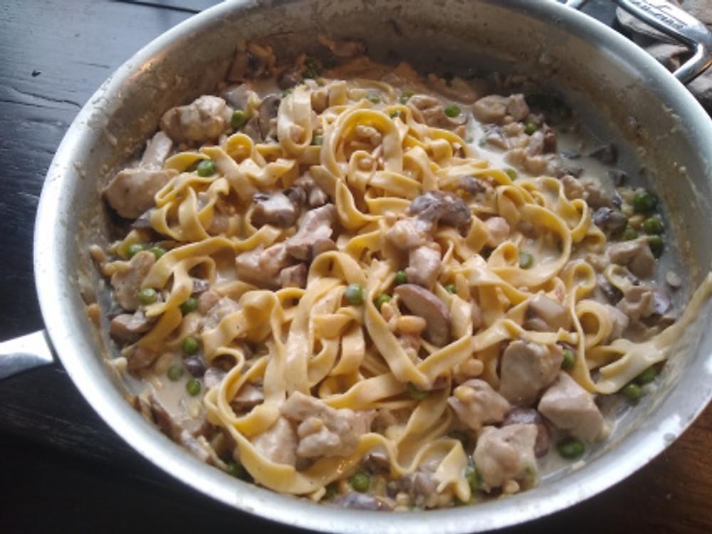 pasta-chickmush