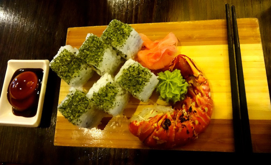 lobstersushi