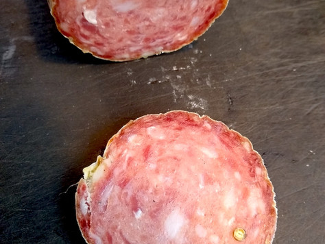 Curing Meat at Home: Genoa Salami!