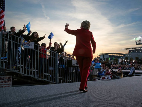 'I'm With Her': The Strengths of Hillary Clinton