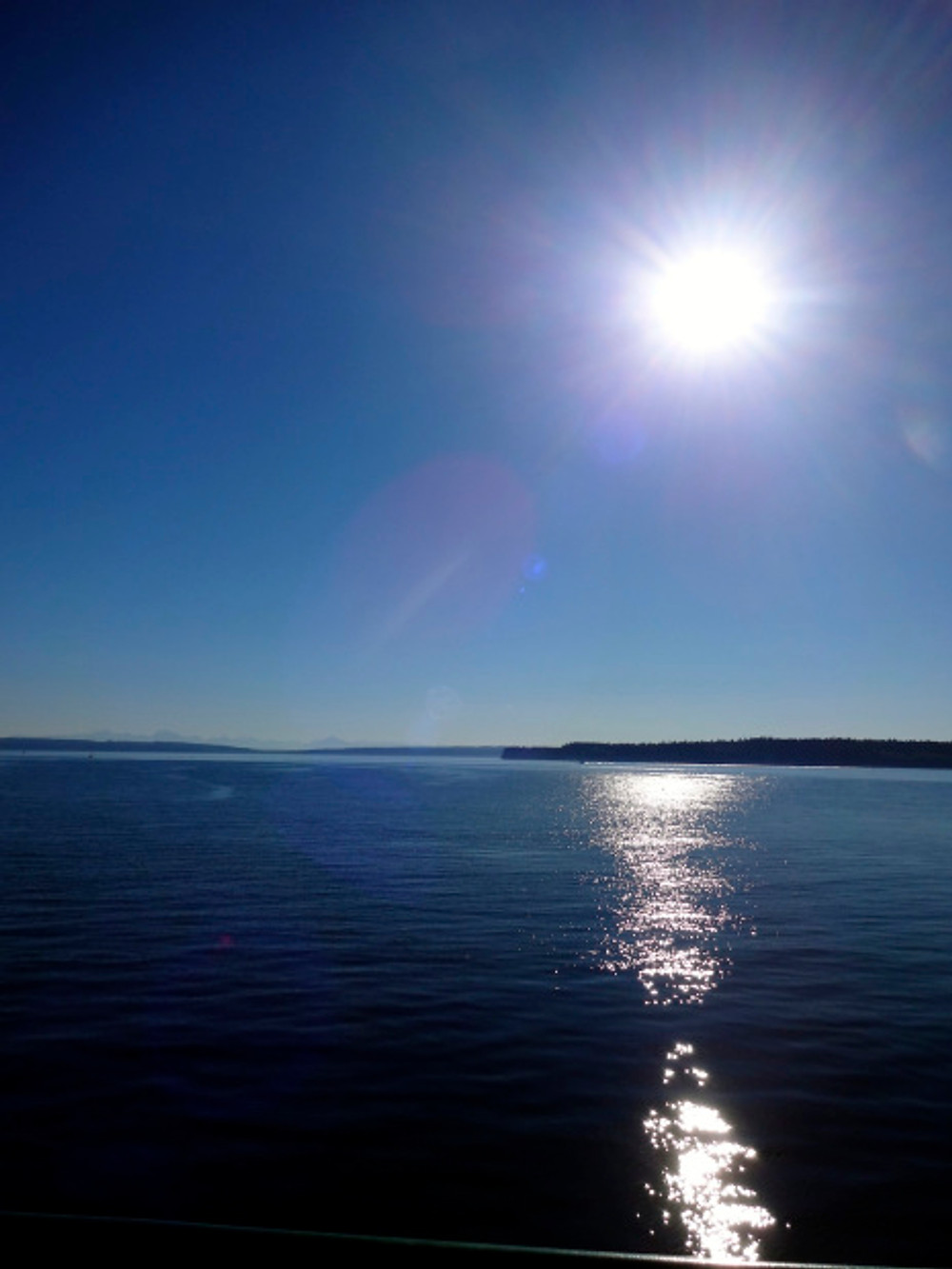 Definitely the most perfect day ever to be out on the water - not too hot, not too cool, not too crowded!