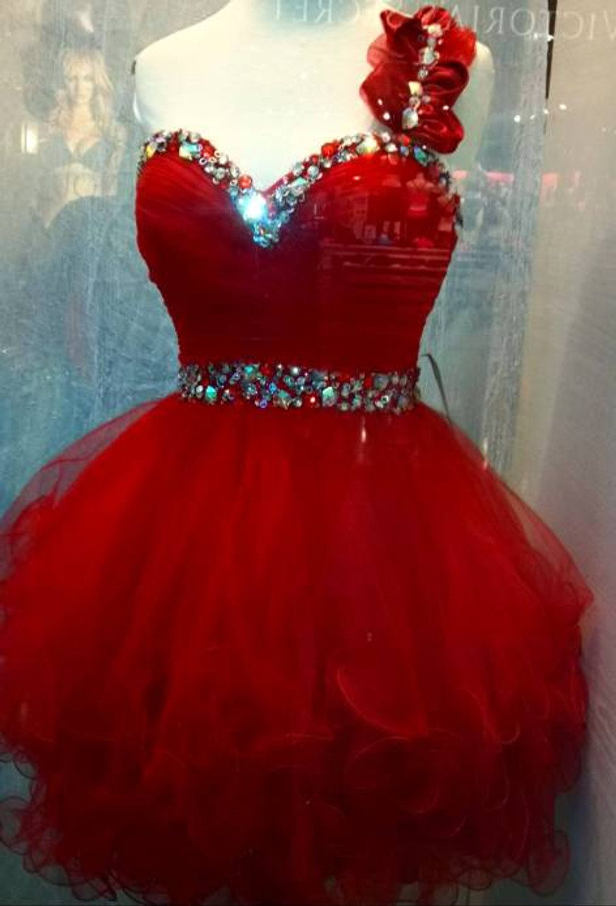 Needless to say, this was not the dress. But I texted the pic to my fiance to psych him out a bit, LOL :)
