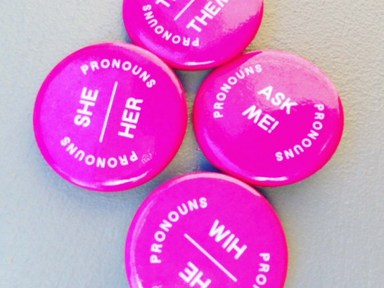 Asking for a Preferred Pronoun on the Application: The Latest Form of Gender Discrimination