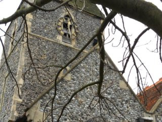 Birchington church and cemetery