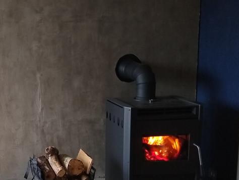 Farmhouse Energy Efficiency: Heating