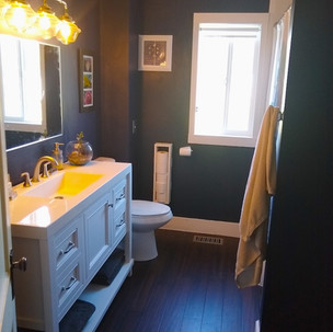 Before + After: Guest Bathroom