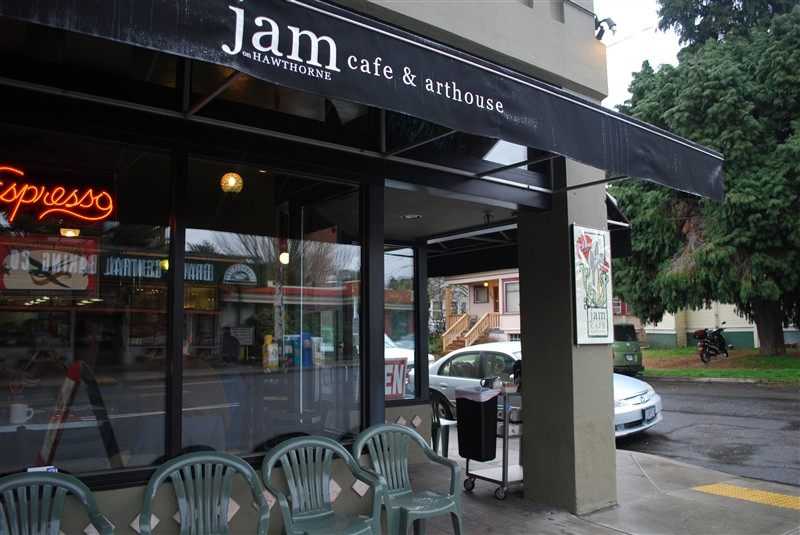 We started out on Christmas Eve meeting another couple for breakfast at Jam on Hawthorne.