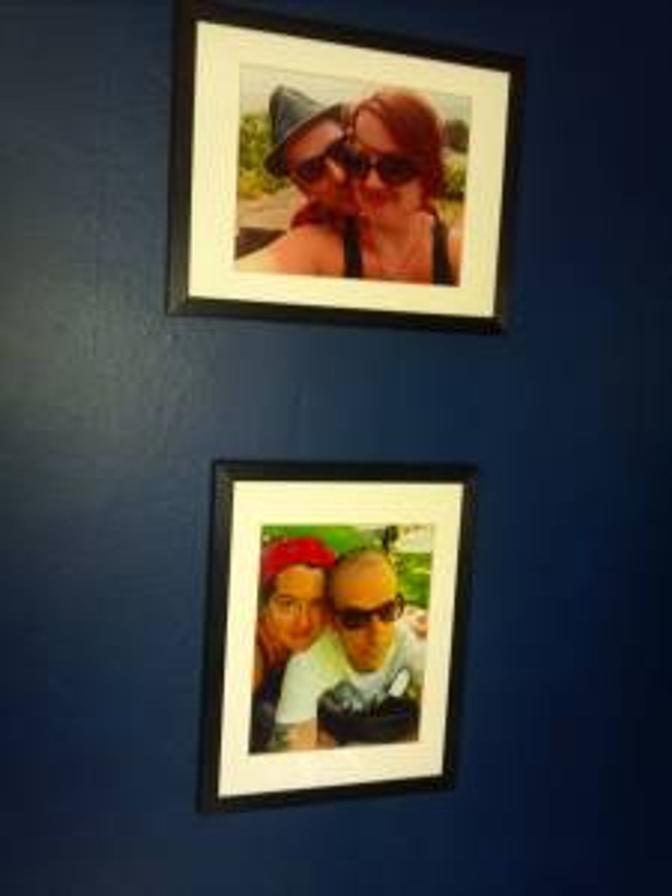 longtime fan of Shutterfly and how fast they are at printing and delivering photos I've uploaded - two of our vacation photos already proudly framed and displayed :)