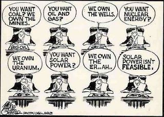 The truth about energy