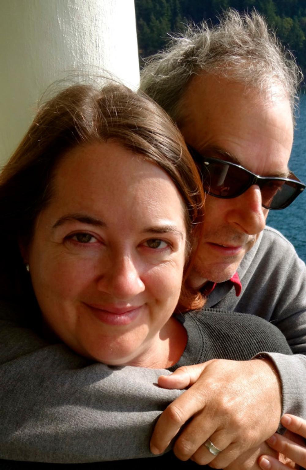 Happy honeymooners :)