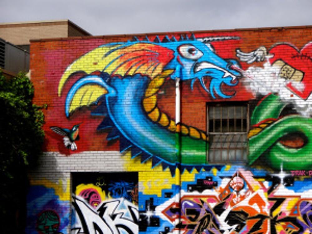 Those who know me know how much I love street art, and just the few shots I snapped did not disappoint.