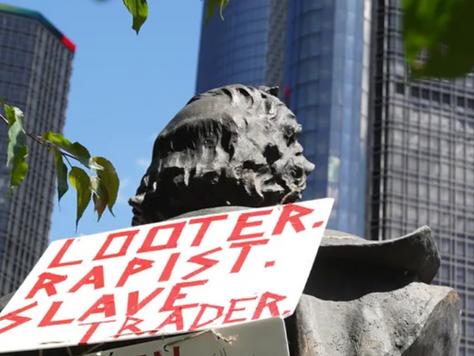 Christopher Columbus, Slave Trader