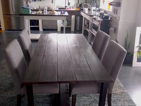 DIY Dining Table!