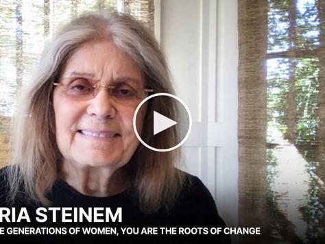 Passing the Mic: Gloria Steinem